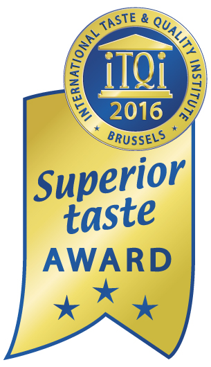 Superior Taste Award 2016 (Three Stars)