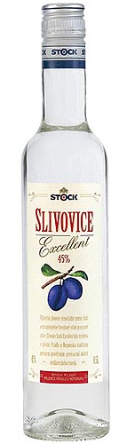 Stock Slivovice Excellent