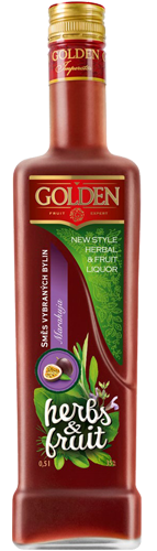 Golden Herbs & Fruit Passionfruit