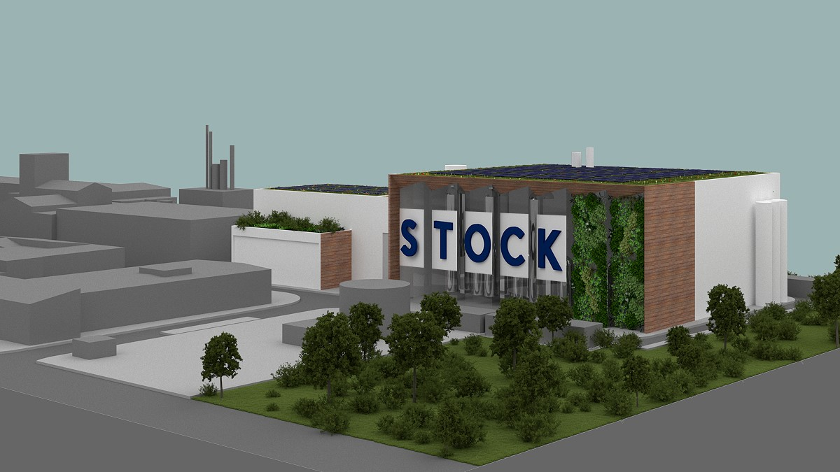 Stock announce investment in new, modern distillery