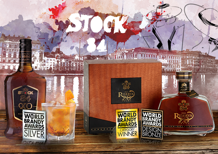 Stock 84 receives accolades at World Drink Awards 2020